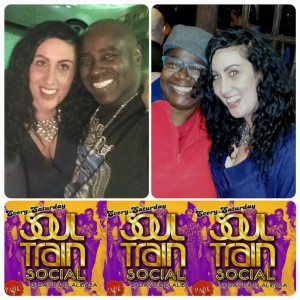 Randi Chase Kiss Radio @ Soul Train Social