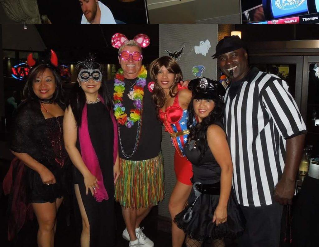 Soul Train Social Halloween