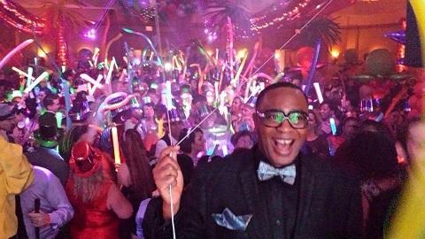 Mel Warner New Years Eve