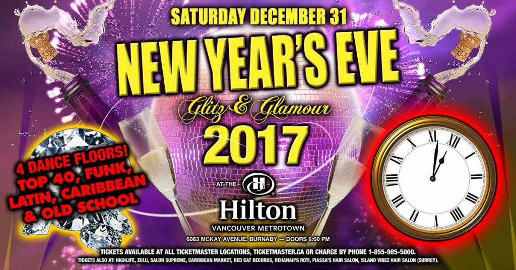 Melo Productions New Years Eve 2017